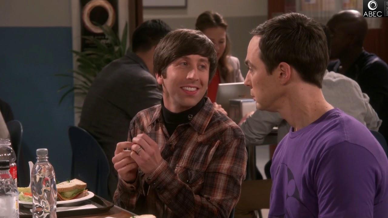 Download Big bang theory: Sheldon and Leonard talking in Klingon. Very FUNNY