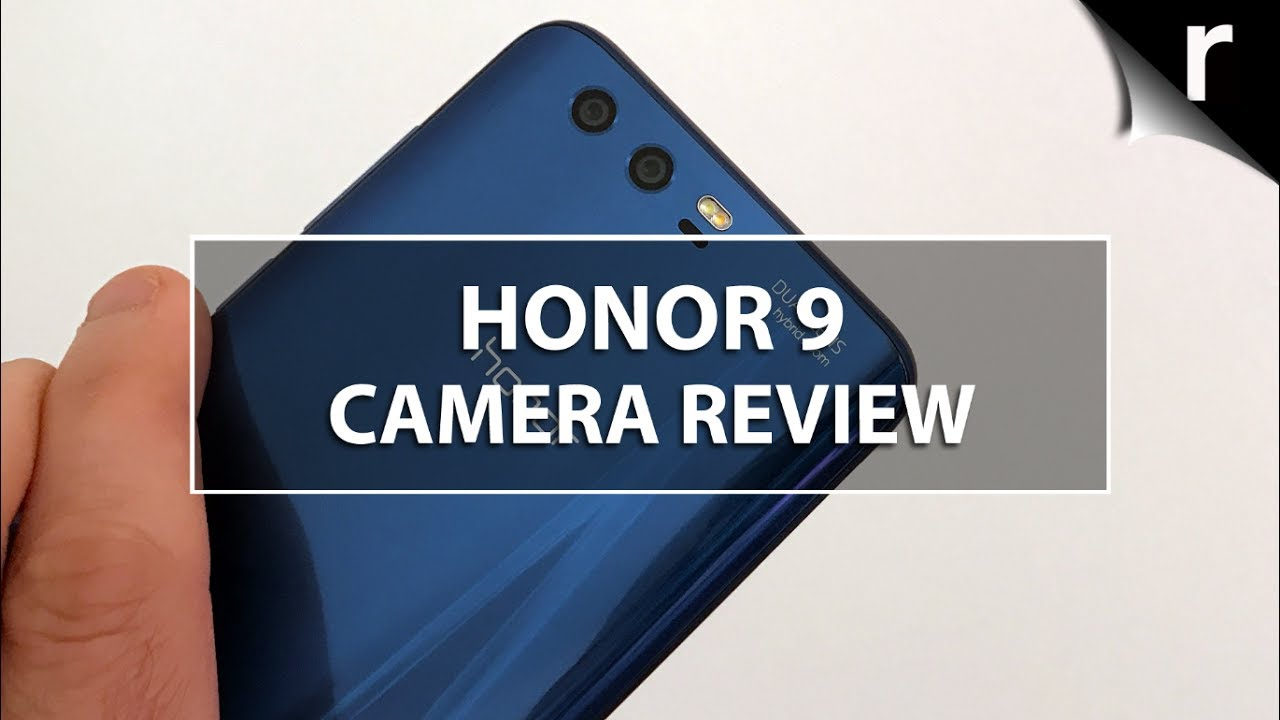 Honor 9 Camera Review: Feature-packed mobile snapper - YouTube