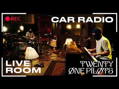 "twenty one pilots - ""Car Radio"" captured in The Live Room"