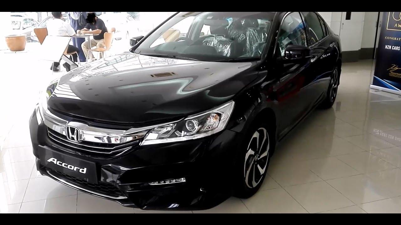 Honda Accord 20 VTi L 2017 Exterior Interior