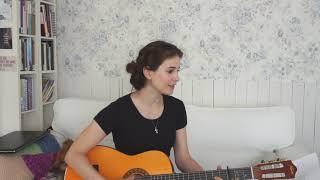 I desire Jesus - Hillsong Guitar Cover Wencke Synak