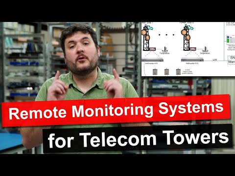 Remote Monitoring Systems For Telecom Towers