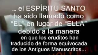 ESPIRITU SANTO - RUACH ha KODESH identidad revelada  ENSEÑANZA