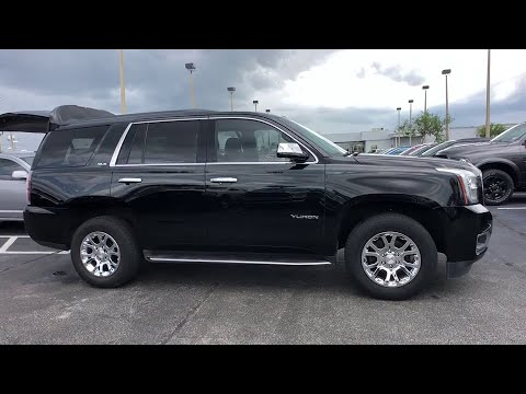 2015 GMC Yukon Orlando FL, Central Florida, Winter Park, Windermere, Clermont, FL K1110A