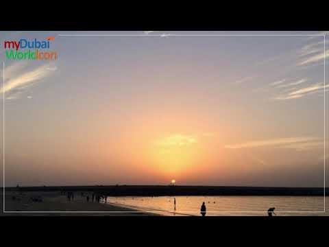 Dubai Sunset Beach