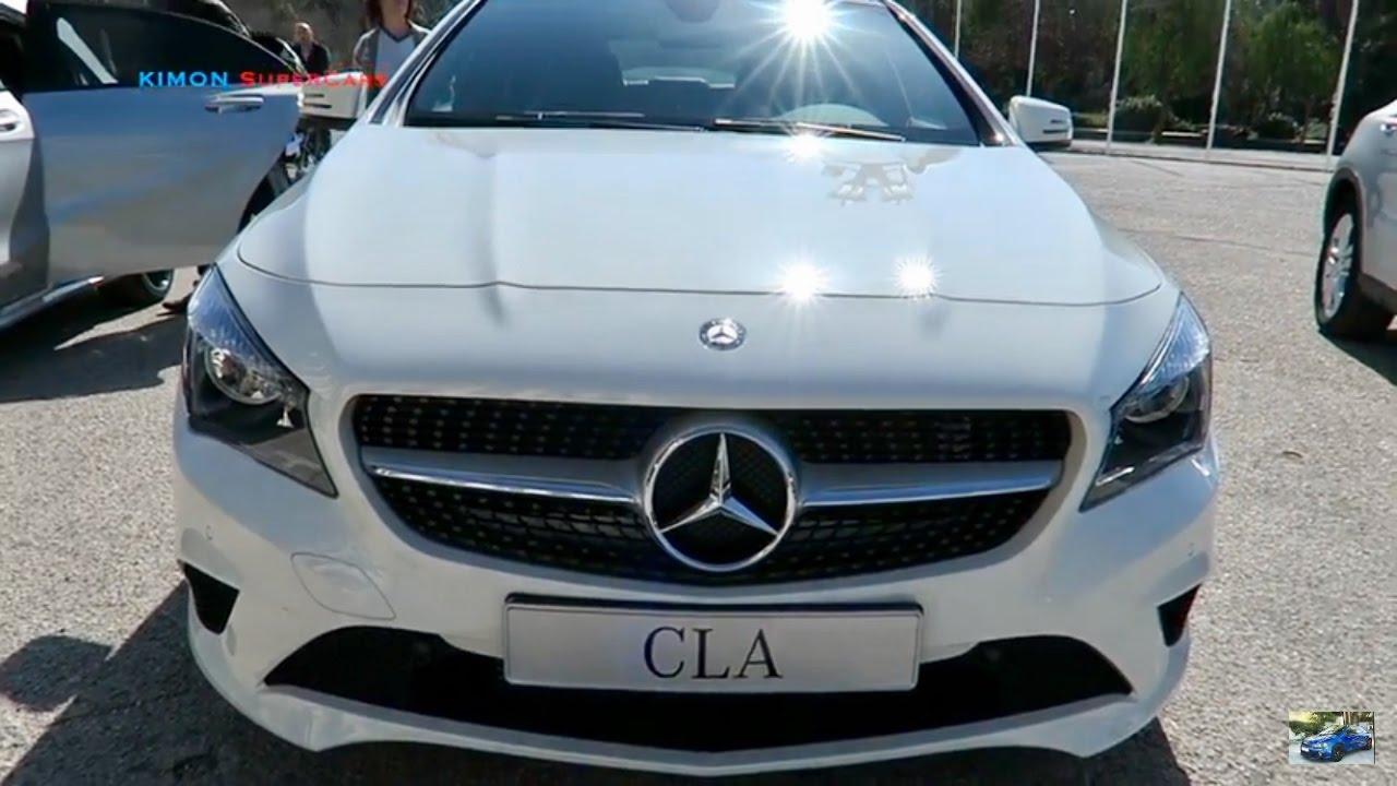 New 2017 mercedes benz cla exterior interior youtube for Mercedes benz cla 2017