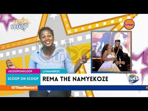 #ScoopOnScoop: Well Done Rema, But Change The Fashion Designer