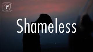 Cover images Camila Cabello - Shameless (Lyrics)