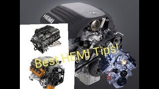 Watch THIS VIDEO IF YOU OWN A HEMI!!!