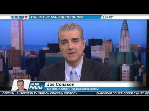 Joe Conason -- liberal columnist for Salon.com and editor in chief of The National Memo