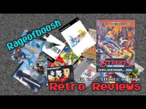 Streets of Rage! (Sega Mega Drive / Genesis) - Retro Reviews Episode Four thumbnail