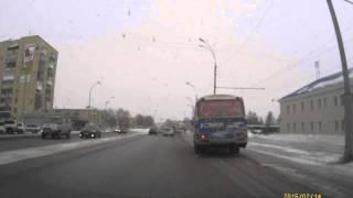 ДТП Кемерово, пр. Кузнецкий 80(, 2015-02-14T11:01:30.000Z)