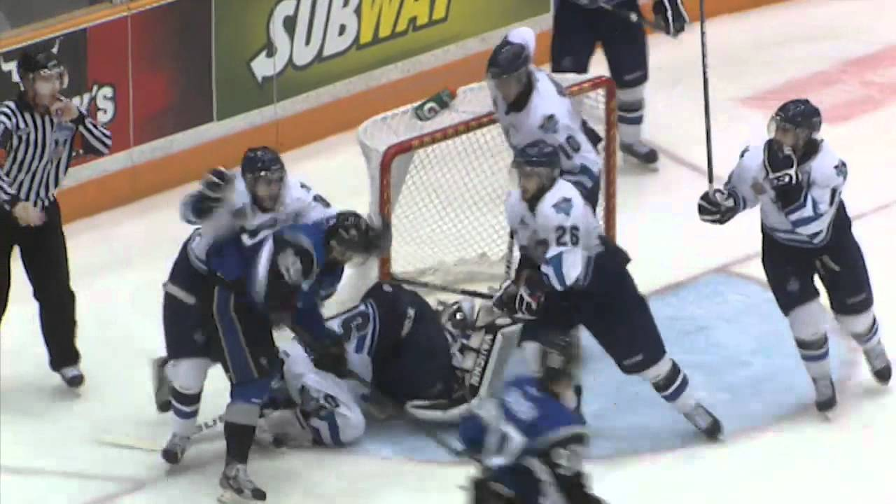 EP.185.0 05-04-2012 SEA DOGS VS RIMOUSKI OCEANIC PRESIDENT CUP FINALS GAME 1