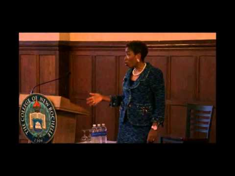 An Evening with Carla Harris | The College of New Rochelle ...