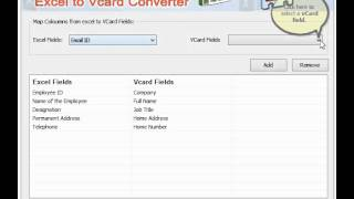 Effortlessly Convert Excel file into vCard Format | SysInfoTools Excel to vCard Converter