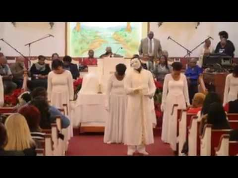 Tasha Cobbs Put a praise on it praise dance Gods Glory praise