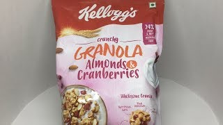 Kellogg's Granola Almonds & Cranberries