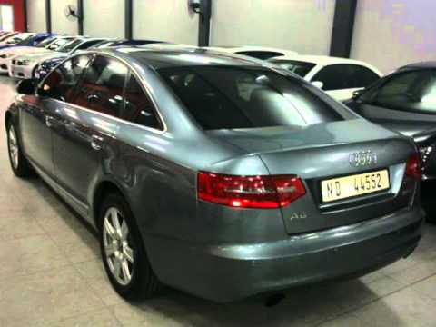 2011 AUDI A6 2.0 T FSI MULTITRONIC - NO TRADE INS PLEASE Auto For Sale On Auto Trader South Africa