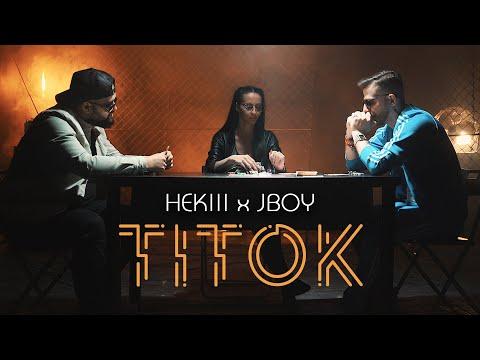 HEKIII x JBOY – TITOK mp3 letöltés