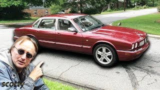 Here's Why the 1998 Jaguar XJR was Worth $70,000