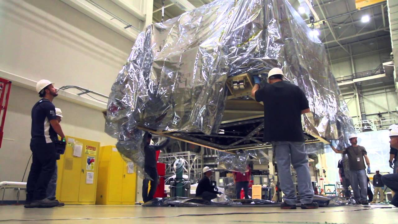 Video Snapshot: JWST instruments undergo final cryo test before installation