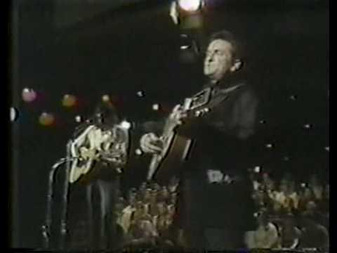 Johnny Cash & James Taylor - Oh Susanna