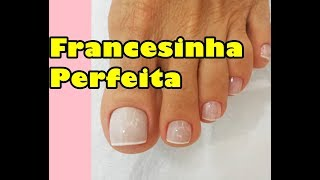 Video Aula Francesinha Perfeita-Leidiane Barbosa