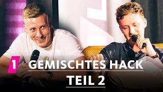 Gemischtes Hack LIVE mit Felix Lobrecht und Tommi Schmitt – Teil 2