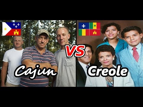 Louisiana Creole and Cajuns: What's the Difference? Race, Et