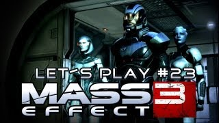 Mass Effect 3 Let´s play mit SiriuS #23 Studenten retten