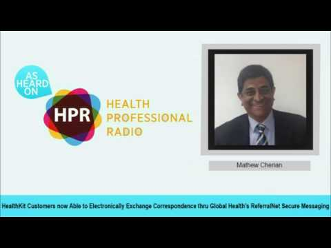 HealthKit Customers now Able to Electronically Exchange Correspondence thru Global Health'