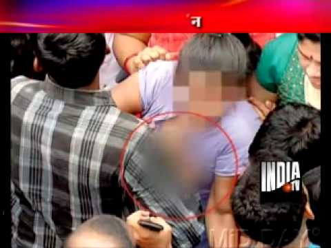 Girl Repeatedly Molested by Perverts During Ganpati Visarjan in ...