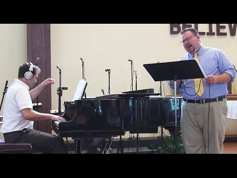 """The Lord's Prayer"" by Andy Wyosnick & John Ivan (piano)"
