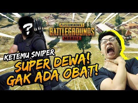 Ketemu SNIPER DEWA! GA ADA OBAT!  - PUBG Mobile Indonesia