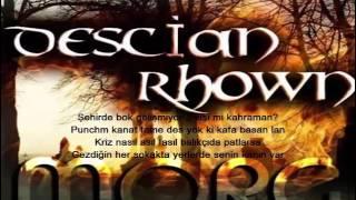 Descian & Rhown - Morg (Re Diss) Lyric Video