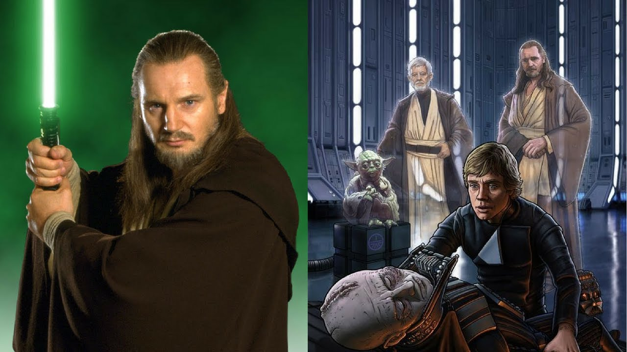 Star Wars Liam Neeson