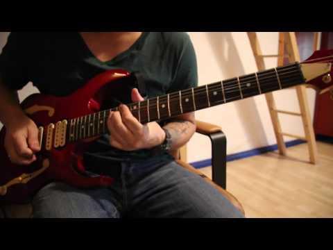 AXIS BAND - ADHURO PREM GUITAR LESSON (NGT)