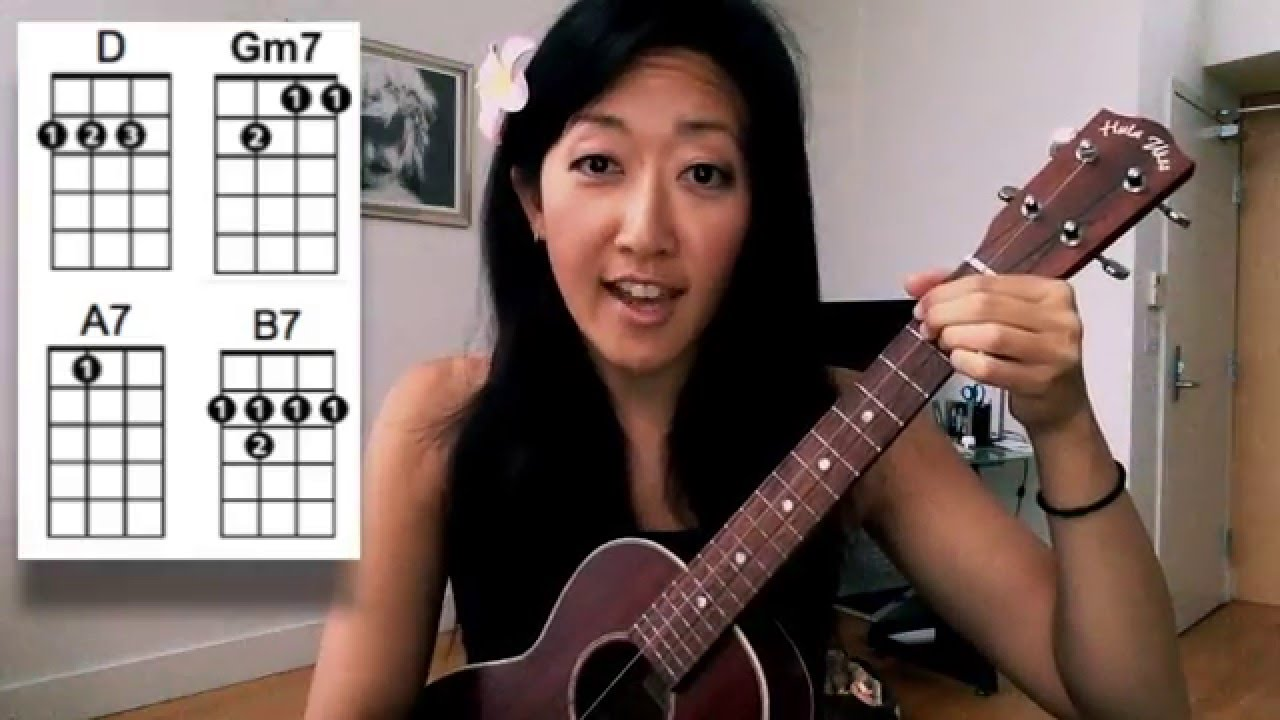 dream   dream   ukulele tutorial youtube