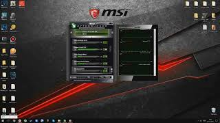 Разгон видеокарты MSI GTX1060 Gaming X 6GB 3GB