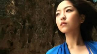 Japanese beauty gravure idol.