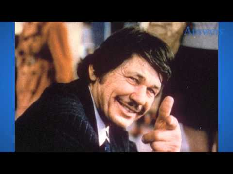 Things You Never Knew About Charles Bronson