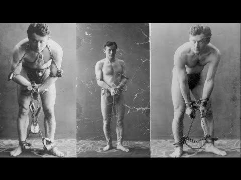 Secret Harry Houdini footage