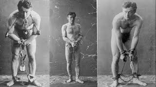 Repeat youtube video Secret Harry Houdini footage