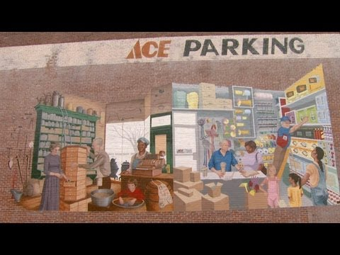 UNC-TV | NC Weekend| Murals of Siler City, NC