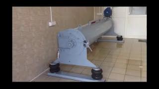 Центрифуга для отжима ковров - видео от покупателя центрифуги от Волстанмак(, 2015-07-24T07:37:59.000Z)