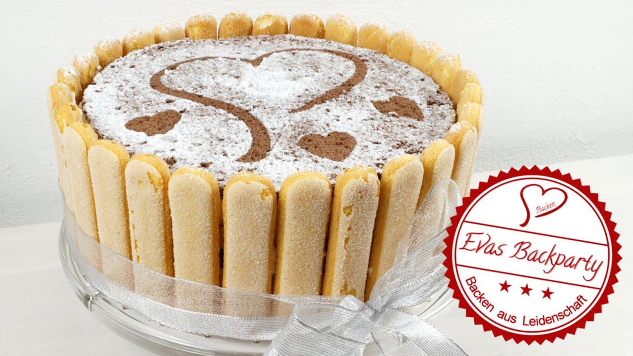 Tiramisu Torte Tiramisu Mal Anderes Youtube