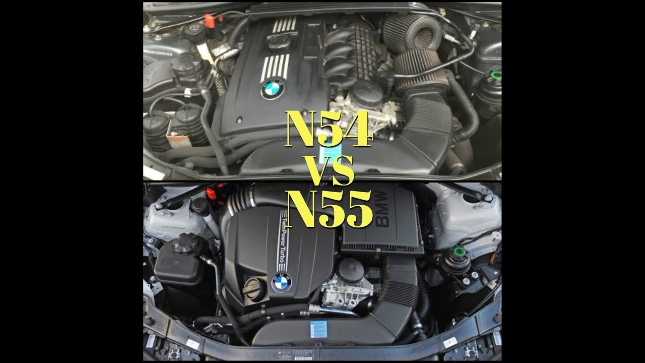 N54 vs N55 which is right for you?