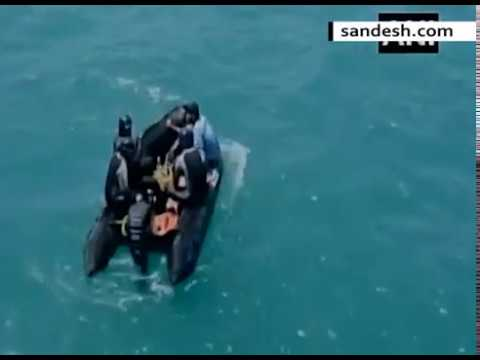 ICG saves lives of two Pak Maritime Security Agency officials