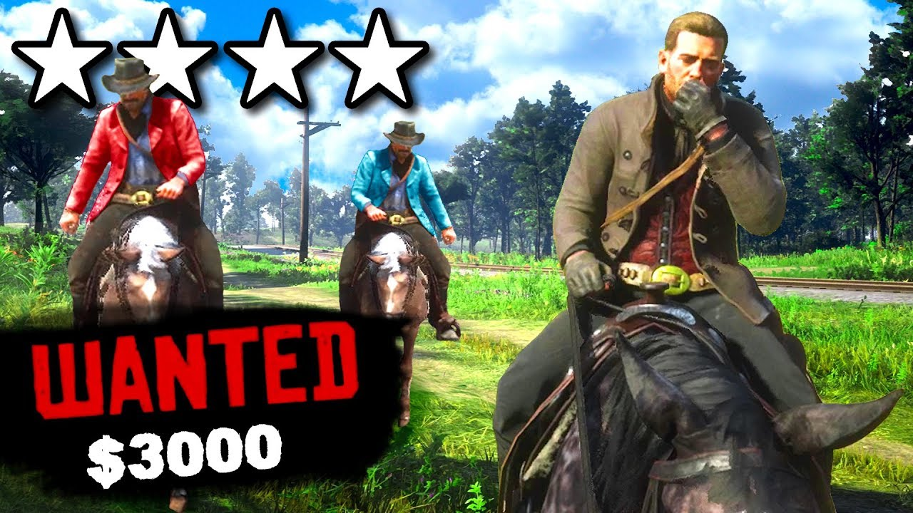 Surviving MAX BOUNTY in Red Dead Redemption 2!