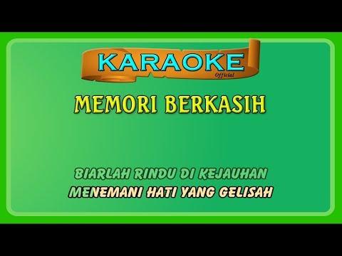 Mantap Jiwa Memori Berkasih Versi Karaoke dan Smule